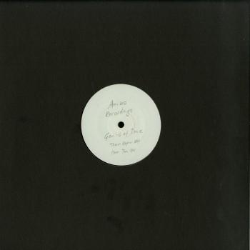 Genius of Time - Kepler 186f - Aniara Recordings