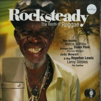 Various – Rocksteady: The Roots Of Reggae - Moll-Selekta