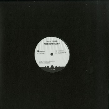 John Dimas - Telexistence EP - Metereze – MTRZ008