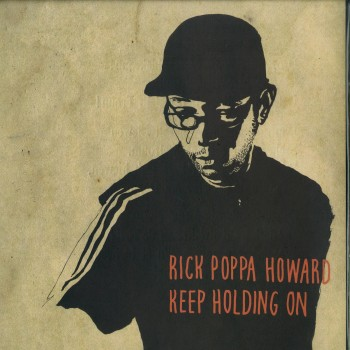 Rick Poppa Howard - KEEP HOLDIN ON - Intimate Friends / MATE 012