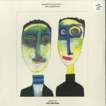 Brandon Wolcott & Emil Abramyan - Music Of The Record (lp+download) - Kingdoms