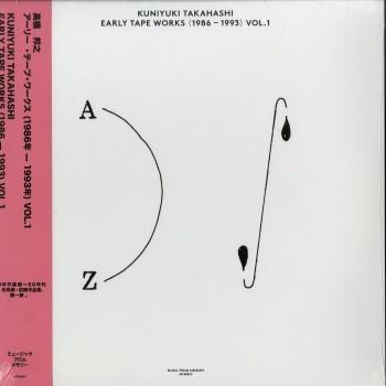 Kuniyuki Takahashi - EARLY TAPE WORKS (1986-1993) VOL.1 - Music From Memory