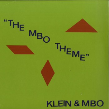 Klein and MBO – The MBO Theme - Rush Hour – RH RSS 24