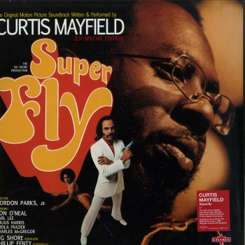 Curtis Mayfield – Super Fly - Charly Records