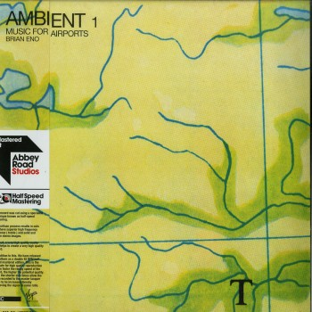 Brian Eno ‎– Ambient 1 (Music For Airports) LTD half-speed mastering - ENO2LP6