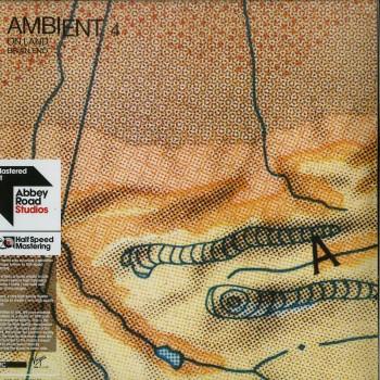 Brian Eno - Ambient 4 (On Land) - LTD half-speed mastering - ENO2LP8