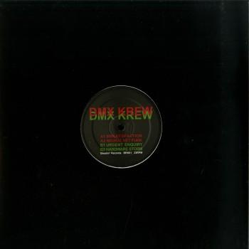 DMX Krew - Sweatisfaction - Breakin Records