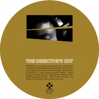 Jeff Mills - The Directors Cut Chapter 2 - Axis - Ax079dc