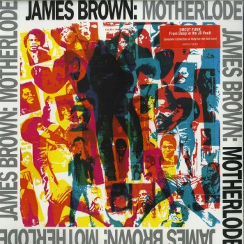 James Brown ‎– Motherlode  - Polydor ‎