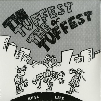 Various - The Tuffest of the Tuffest - Warriors Dance / WAFLP2