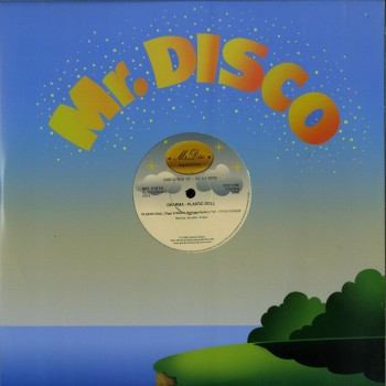 Dharma feat Tiger and Woods rmx - Plastic Doll - Mr Disc Organization - MD31810