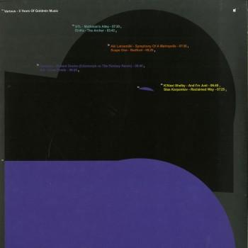Ian Simmonds, Thomas Brinkmann, Teleseen, ARK - 5 Years of Goldmin Music Vol.3 - Goldmin Music