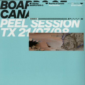 Boards Of Canada – Peel Session - Warp Records