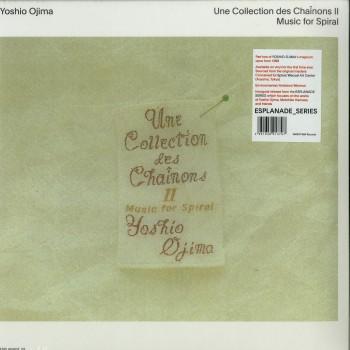 Yoshio Ojima Une Collection Des Chainons II: Music For Spiral - WRWTFWW
