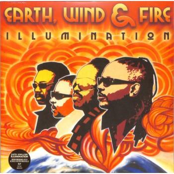 Earth, Wind & Fire – Illumination - BMG – BMGCAT413DLP