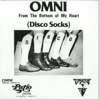 Omni - From The Bottom Of My Heart (Disco Socks) / Sarasota (Que Bueno Esta) - Terrestrial Funk