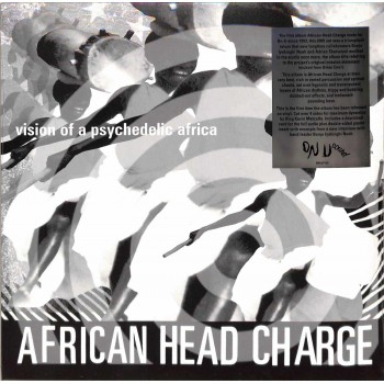African Head Charge - Visions of a Pshychedelic Africa - On-U Sound