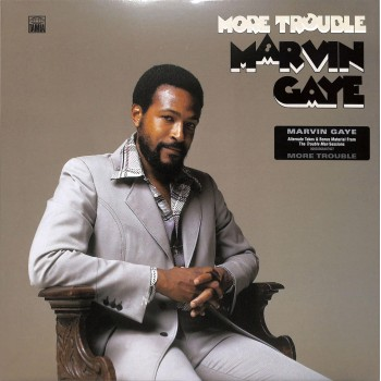 Marvin Gaye ‎– More Trouble - Tamla ‎