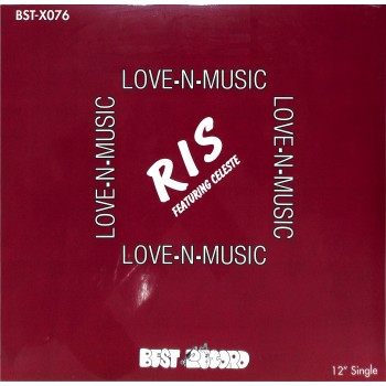 RIS Featuring Celeste - Love N Music - Best Record