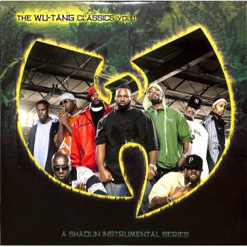 Wu-Tang Clan – The Wu-Tang Classics Vol 1 (A Shaolin Instrumental Series) - Cutting Deep Records