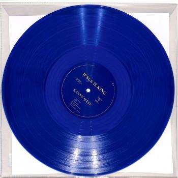 Kanye West – Jesus Is King (LTD Blue LP) - Def Jam