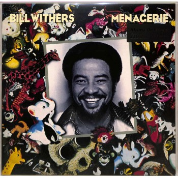 Bill Withers ‎– Menagerie - Columbia ‎– JC 34903