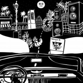 Various Artists - Welcome To Vice City (2LP) - Vice City