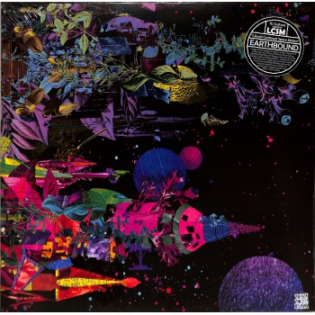 IG Culture Presents LCSM – Earthbound (3LP) - Super-Sonic Jazz – SSJ 09
