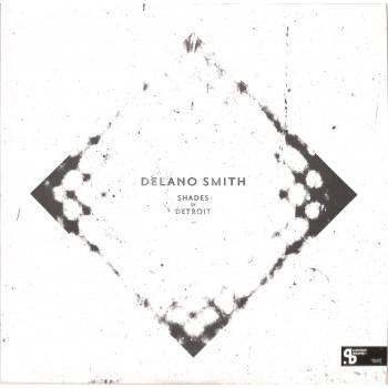 Delano Smith - Shades Of Detroit - limited marbled vinyl 2x12 - Sushitech