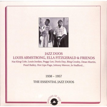 Various - The Essential Jazz Duo's Louis Armstrong, Ella Fitzgerald & friends - Jazz Duo - Masters Of Jazz