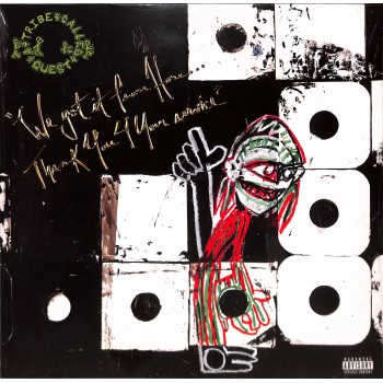A Tribe Called Quest ‎– We Got It From Here... Thank You 4 Your Service - Smi Epc