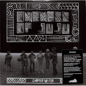 Oneness Of Juju ‎– Chapter Two: Nia - Now-Again Records ‎– NA 5175