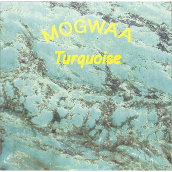 Mogwaa – Turquoise - Bless You – BLESSYOU003