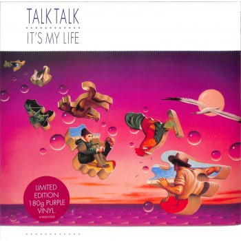 Talk Talk ‎– It's My Life - Purple Coloured Limited Edition - Parlophone