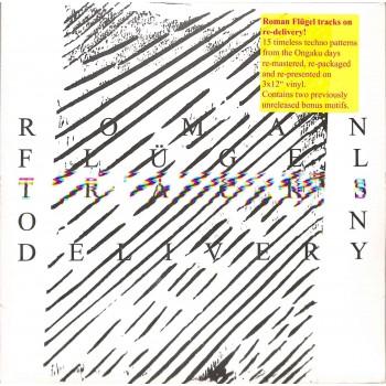 Roman Flügel - Tracks On Delivery - Sister Midnight