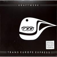 Kraftwerk – Trans Europe Express - Clear Vinyl  / 16 Page Booklet - Parlophone