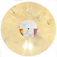 Priku - Hip Hip Cin Cin - Yellow / Gray Marbled Vinyl - Ruere Records 