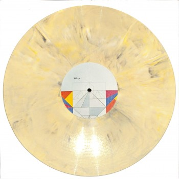 Priku - Hip Hip Cin Cin - Yellow / Gray Marbled Vinyl - Ruere Records ‎
