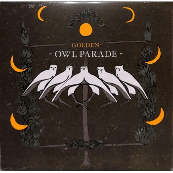 Golden ‎– Owl Parade - Otake Records ‎