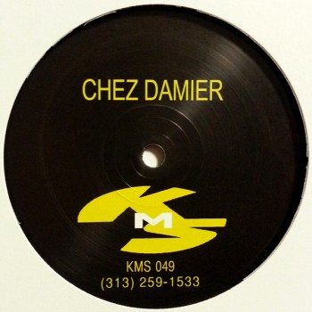 Chez Damier ‎– Untitled - KMS ‎– KMS 049