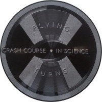 Crash Course In Science - Flying Turns (Remixes) - Limited Picture Disc