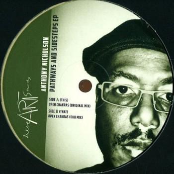 Anthony Nicholson - Pathways & Sidesteps EP - DeepArtsounds