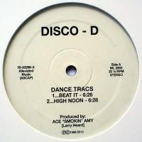 Disco - D - Dance Tracs - Alleviated Records - ML 2202
