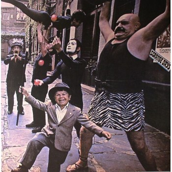 The Doors - Strange Days - Elektra - EKS-74014