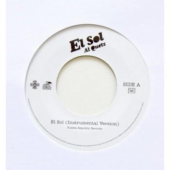 Al Quetz - El Sol - Still Muzik - STILL001SP