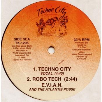 E.V.I.A.N. - Techno City - Techno Kut