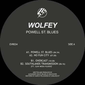 Wolfey - Powell St. Blues - Echovolt
