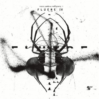 Various ‎feat Silicon Scally - Yossi Amoyal Presents Fluere IV - Sushitech Records