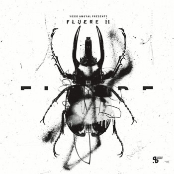 Various feat JIN CHOI, EDWARD - Yossi Amoyal Presents Fluere II - Sushitech Records