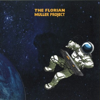 The Florian Muller Project - Gravitational Blues EP - Escapade Recordings - ESCP 002